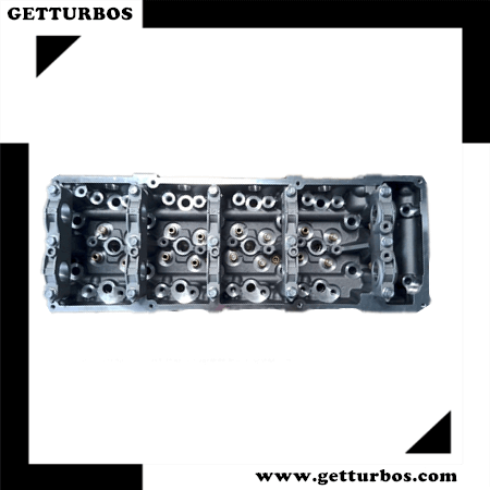 4M42 cylinder head 908517 | Buy with confidence | Fast delivery