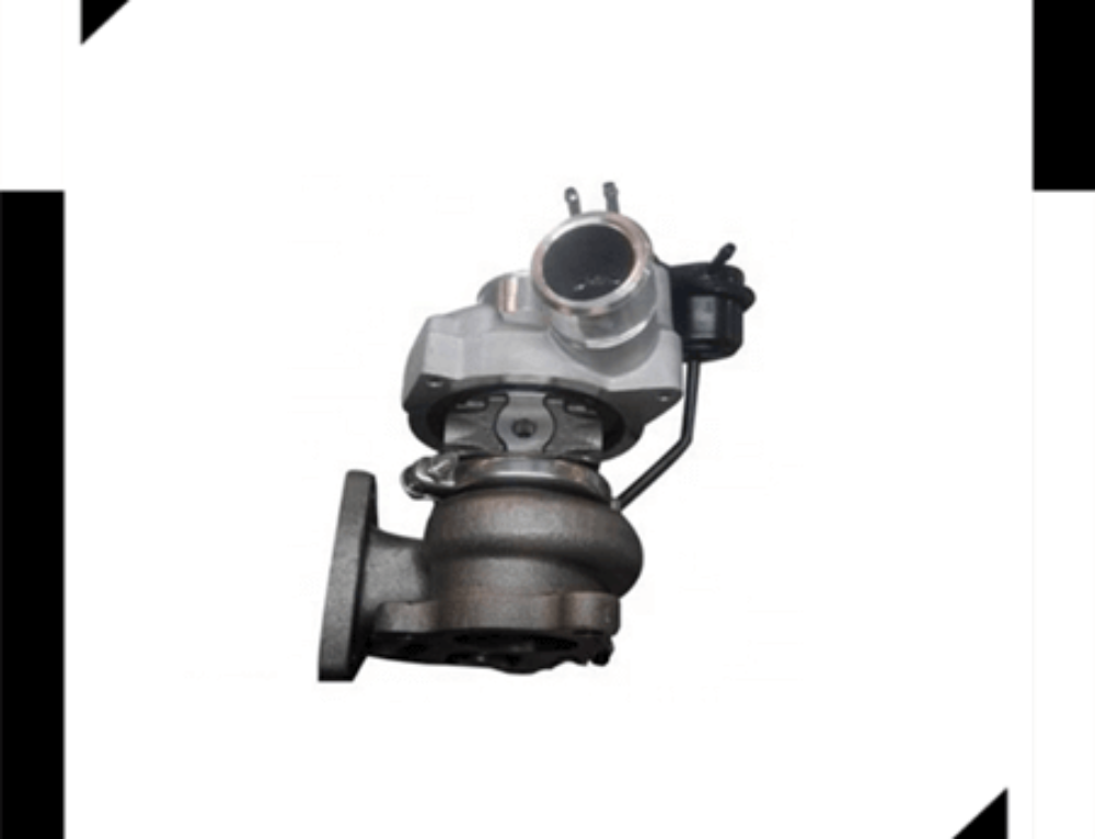 Hyundai Turbocharger 49135-04121