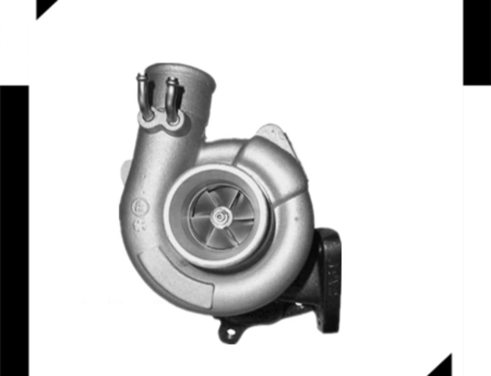 Hyundai turbocharger 49135-04020